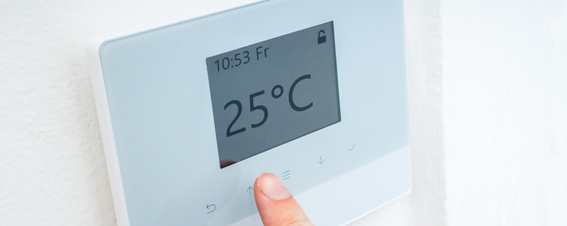 Thermostat d'ambiance : programmable, sans-fil...
